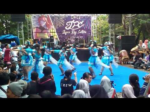 [DanceCover] NMB48 Nagiichi, Kitagawa Kenji, SKE48 Pareo wa Emerald by aoi at JPC Unesa