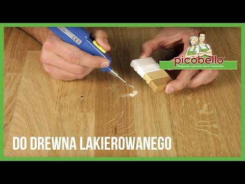 Zobacz Jak Usunąć Rysy Z Mebli Dzięki Zestawowi Naprawczemu Do Lakierowanych Powierzchni Drewnianych
