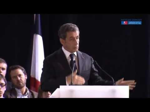 Nicolas Sarkozy s'exprime au sujet du rôle de l'Armée française