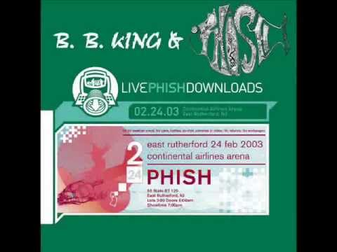 B.B. King & Phish - The Thrill Is Gone (Live 2003)