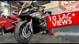 TVS APACHE 310RR | First Impression | In-depth Console Explained