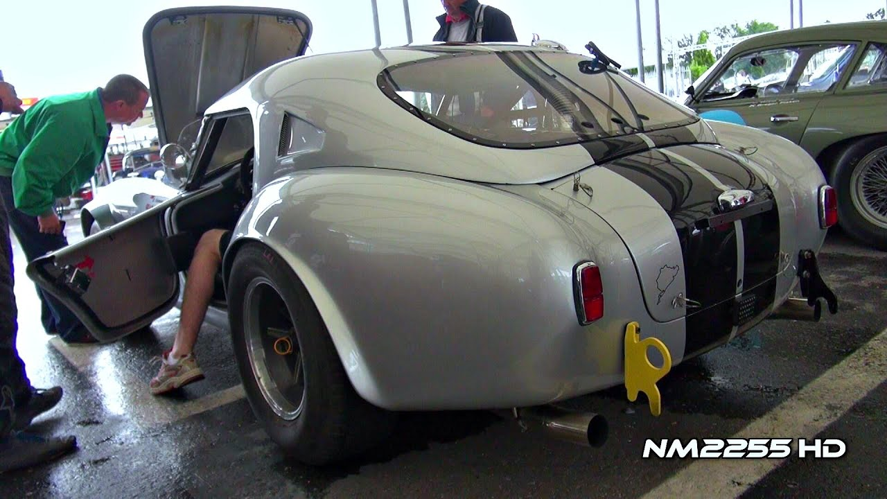 Shelby Cobra 427 Loud Sound