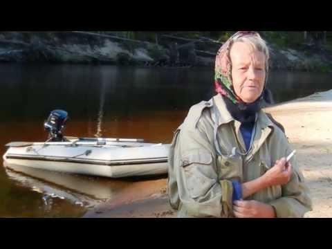 На рыбалке с бабкой (женой), ловля щуки спиннингом на колебалки