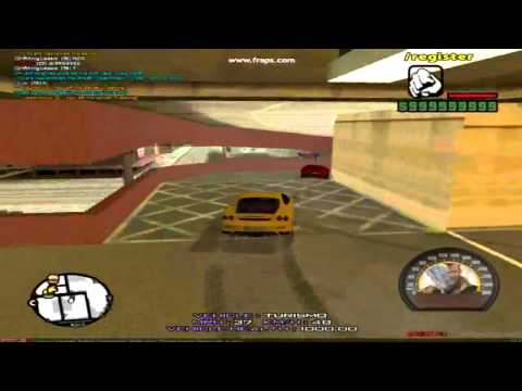 DRIFT in GTA San Andreas