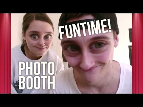 PHOTO BOOTH FUNTIME! m/ Emma Lussetti