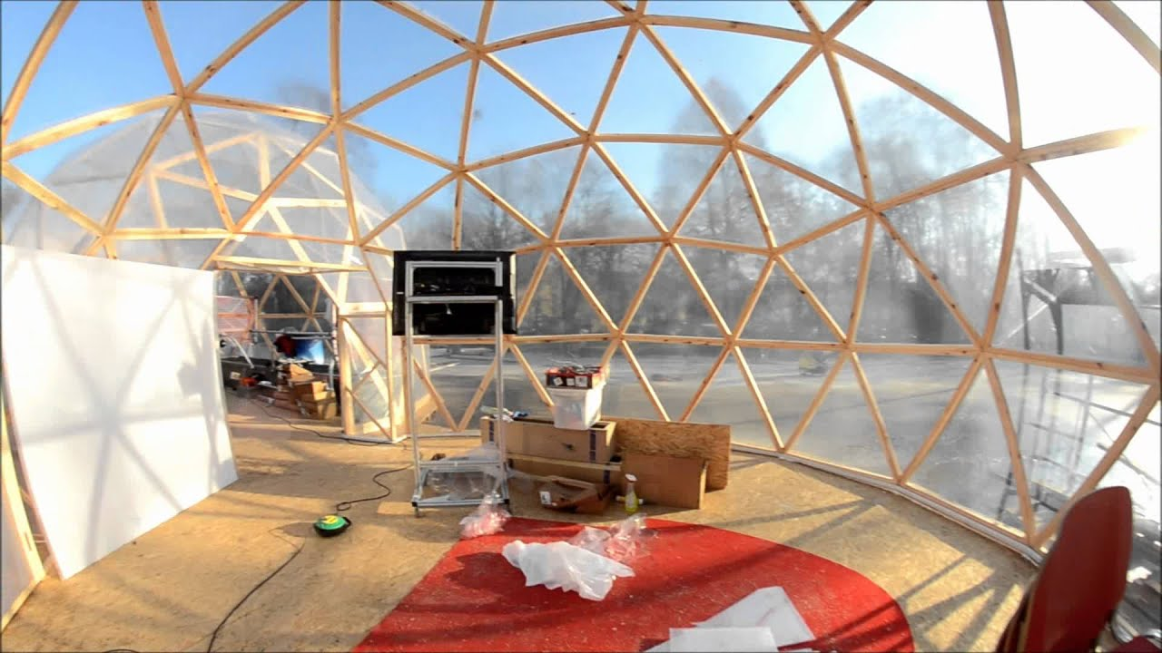 Geodesic Dome Complex Youtube
