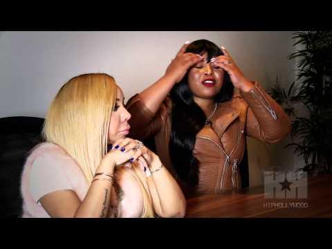 Tiny & Shekinah Comment On Tamar Braxton's Edges, Offer Advice on Healthy Hair