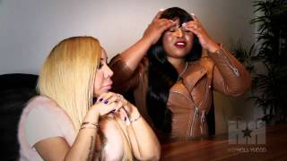 Tiny & Shekinah Comment On Tamar Braxton