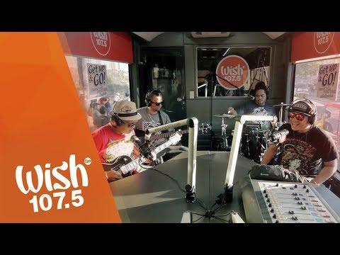 "Siakol perform ""Bakit Ba"" LIVE on Wish 107.5 Bus"
