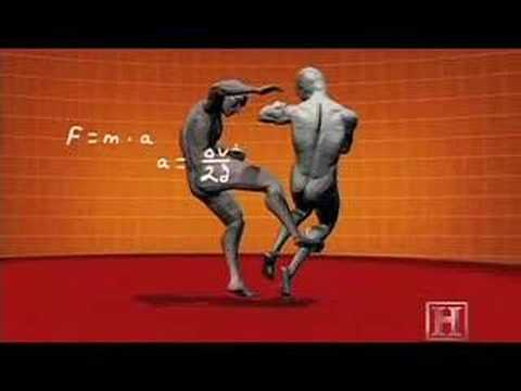 Human Weapon - Savate - Back Leg Sweep Image 1