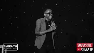 CHEKA TU. Tribes Edition. MC Willy kwenye stage.
