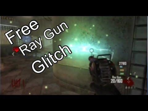 COD Black ops 2 Ray Gun Glitch TranZit (READ DESCRIPTION)