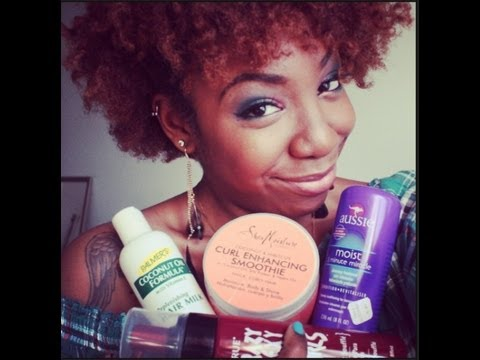 Natural Hair   Staple Products 2012