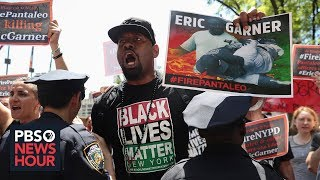 What Eric Garner case says about federal prosecution of police officers on duty