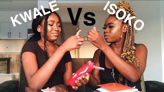 The Nigerian Language challenge||ISOKO vs KWALE part2||Oghenekaro