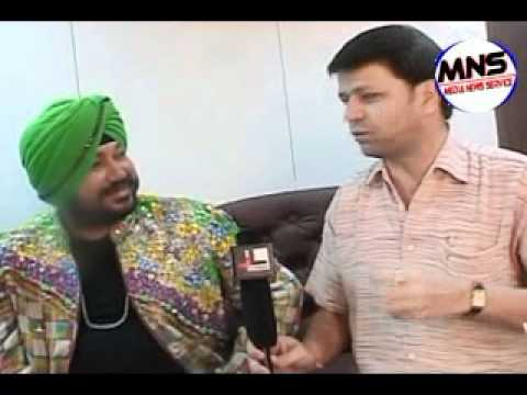 DALER MEHANDI EXCLUSIVE INTERVIEW WITH MNS EDITOR SUNIL SHARMA...