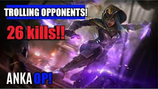 VAINGLORY 5V5 CASUAL... FUNNY GAME.... TROLLING OPPONENTS!