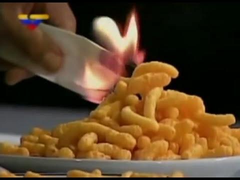 Los Secretos De Las Sabritas y Los Cheetos