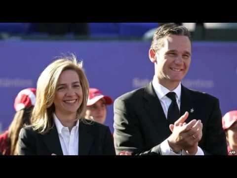 BBC News-Spanish Princess Cristina to face fraud trial
