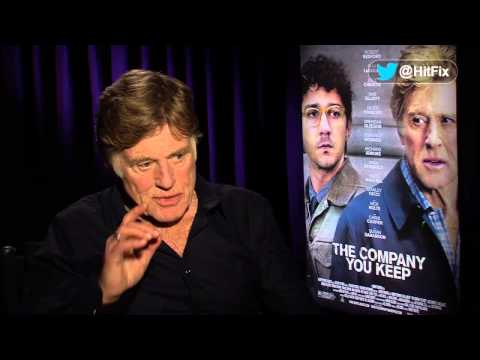 The Company You Keep - Robert Redford Interview
