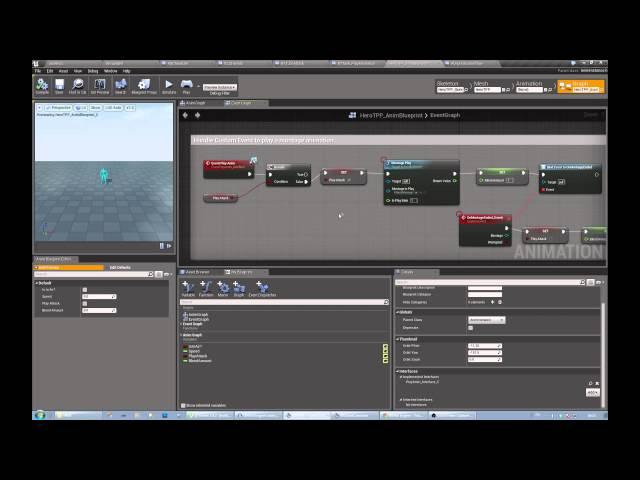 Unreal Engine AI Tutorial #1 - AI Guard Part Four