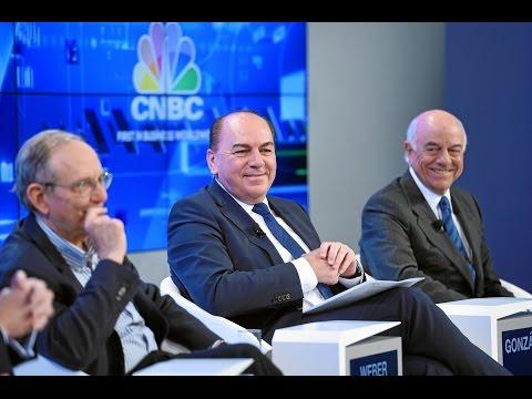 Davos 2016 - Rebuilding Europe's Financial Confidence