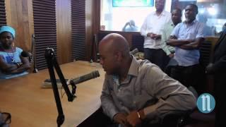 VIDEO: Haiti - Radio Caraibes Pleure Jean Marie Gabriel