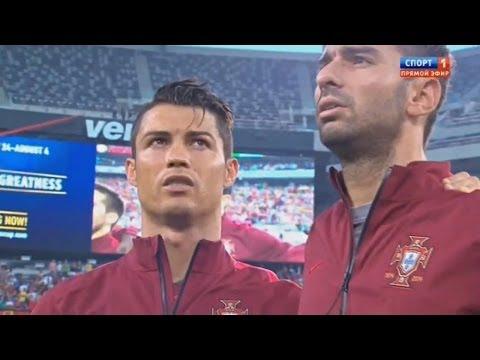 Cristiano Ronaldo vs Ireland [Friendly Match] HD 720p (11/06/2014)