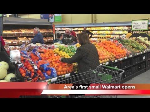 Walmart Neighborhood Market opens in Fort Oglethorpe, Georgia