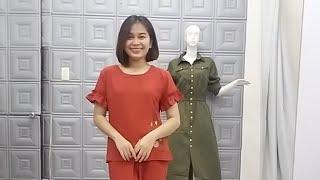 Áo , Đầm Siêu Phẩm Size 50-70KG Mấy  Ơi GỌI 0932405002