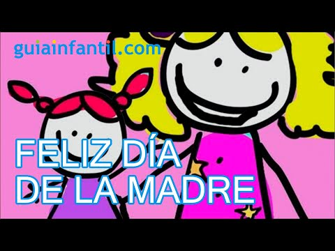 Feliz Da de la Madre: Mi mam hace magia