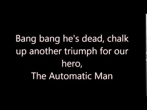 Bad Religion- Automatic Man lyrics