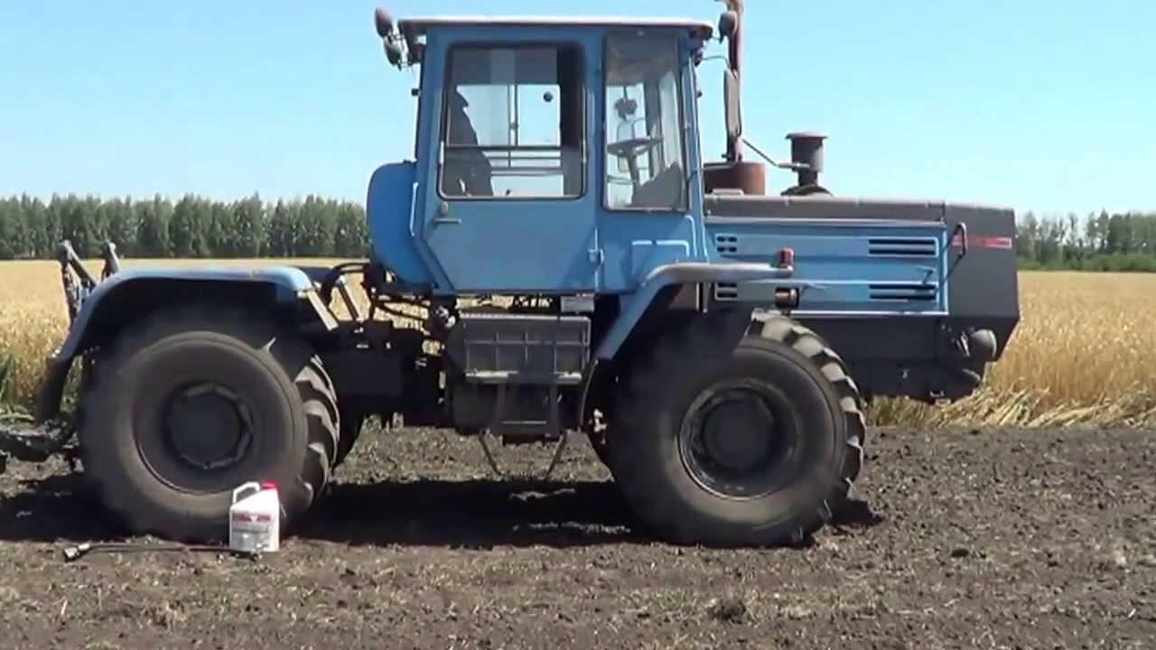 Трактор Т-150 с широкой. - allspectech.com