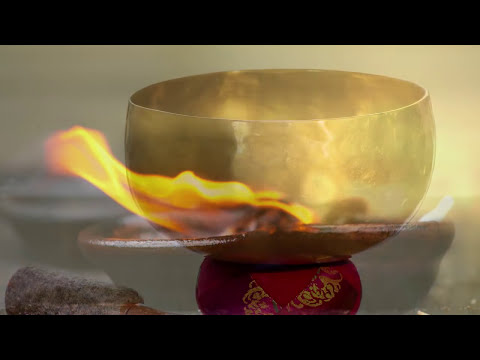Tibetan Shamanic Meditation Music: 1 Hour Healing, Soothing, Calming Music ☯124