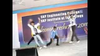 Machi Open the Bottle by SKP Engg College CSE Guys