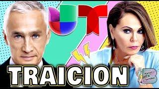 La Verdad del pleitazo entre Jorge Ramos y Maria Elena Salinas