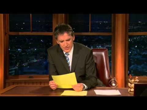 Late Late Show with Craig Ferguson 2/15/2010 Colin Firth, Amanda Righetti