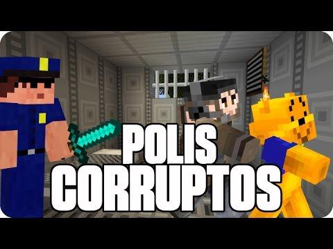 ���POLIS CORRUPTOS! xD | Minecraft