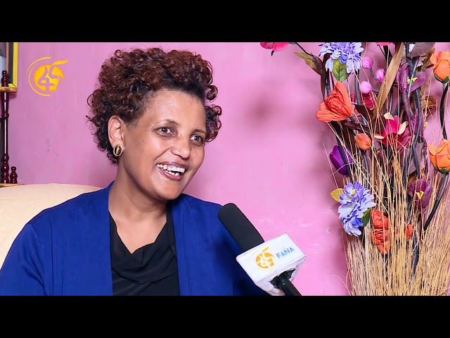 Fana Television | Interview With Birtukan Mideksa