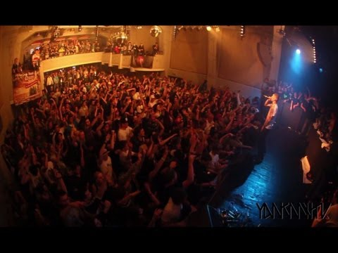 YDNKNWTV - Kozzie - Realness live vs Flux Pavilion - I Can't Stop @ Roxy Prague