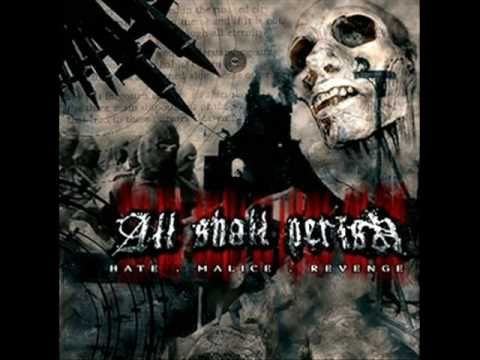 All Shall Perish - Laid To Rest