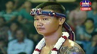 Khonkrongthep Thailand Vs Roeung Saroth Cambodia, Khmer Warrior Seatv Boxing 22 July 2018
