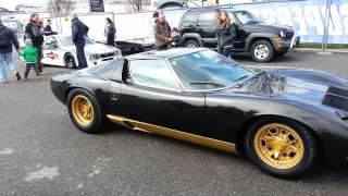 Lamborghini Miura Sound!