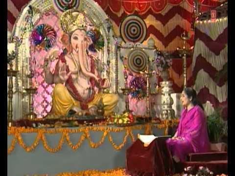 Sukh Karta Dukh Harta Ganesh Bhajan Anuradha Paudwal Full Video...