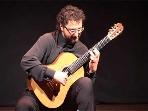 Aniello Desiderio plays Cadiz (I.Albenèniz)