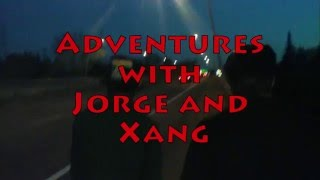 """Adventures with jorge and xang pt: 2 """"White Pussy"""""""