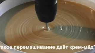 Крем с медом своими руками