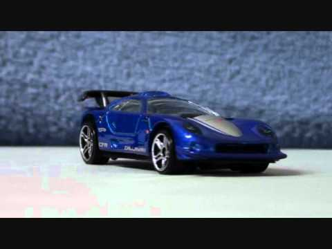 Awesome Hot Wheels Car Callaway C7