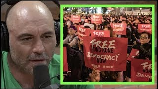 Joe Rogan on the Hong Kong Protests
