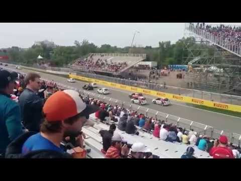 Popular Grandstand F1 2015 Montreal Micra Cup